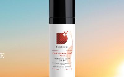 Crema SPF50: specifica per proteggere il tuo tattoo, trucco semipermanente, microblading o microneedling dagli agenti atmosferici e dal sole